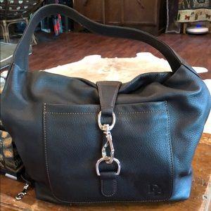 Dooney & Bourke Black Leather Purse